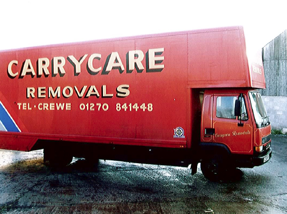 Removals Company in Nantwich